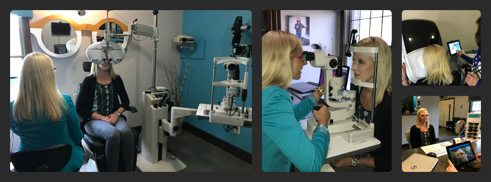 Visual Eyes has a full range of optometry services for our patients