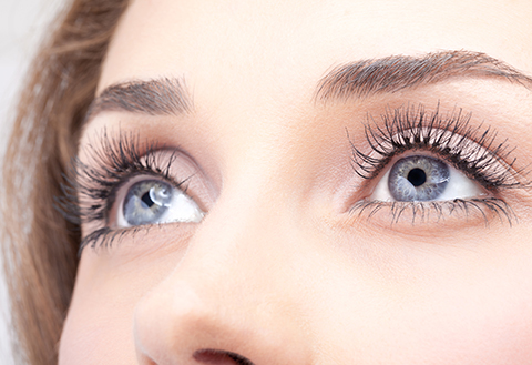 Eye floaters are common and often a harmless symptom of aging