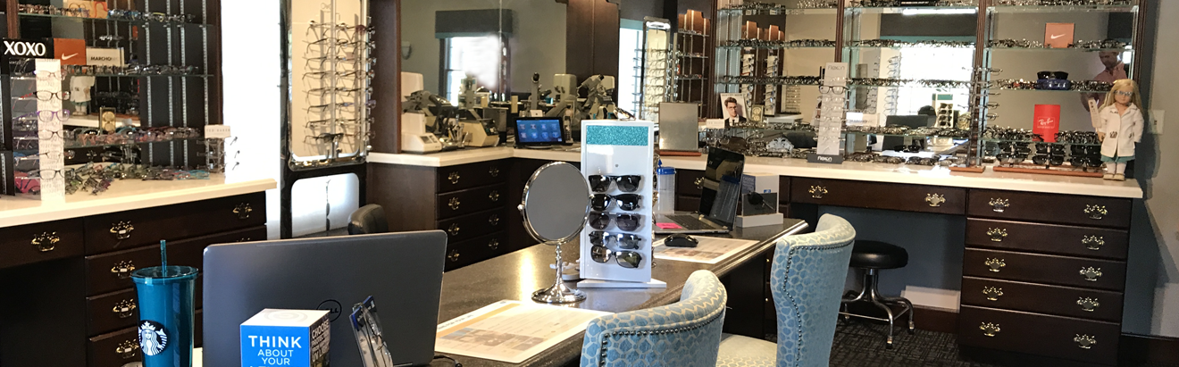 Want to learn more about our optometry practice? Contact us today!